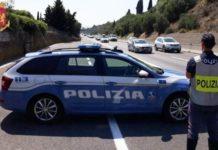 Polizia stradale, controlli, A2