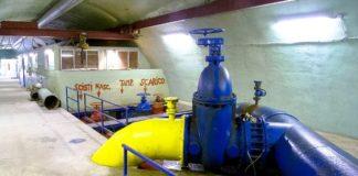 interruzione acqua, acqua, Sorical, condotta idrica