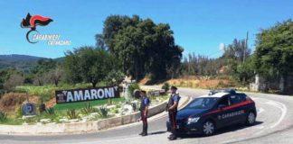Carabinieri Amaroni