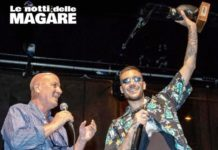 premio Gatto Nero a Fred De Palma
