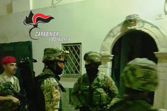 Carabinieri Vibo: ritrovata nel centro storico donna scomparsa