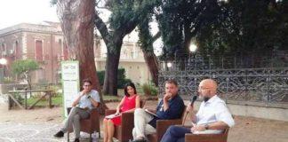 Varia di Palmi: momento della conferenza