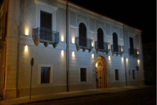Locri - Palazzo Nieddu
