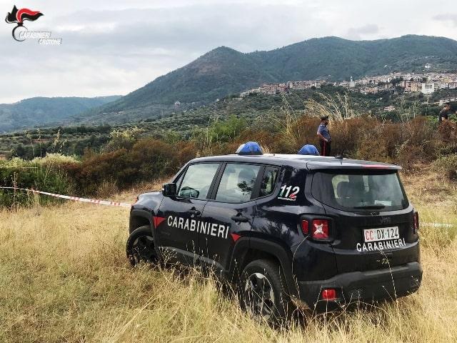 Carabinieri, Crotone