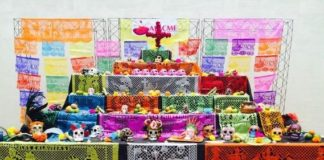 1 e 2 novembre Folclore messicano Día de muertos-min