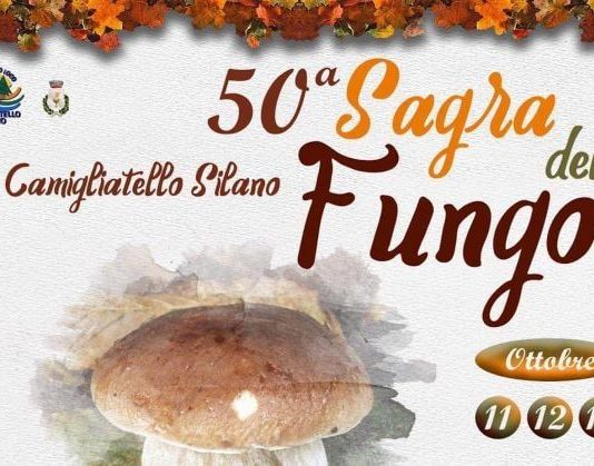 50esima edizione Sagra del Fungo