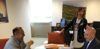 Il Sindaco di Trebisacce incontra il commissario Cotticelli a Catanzaro