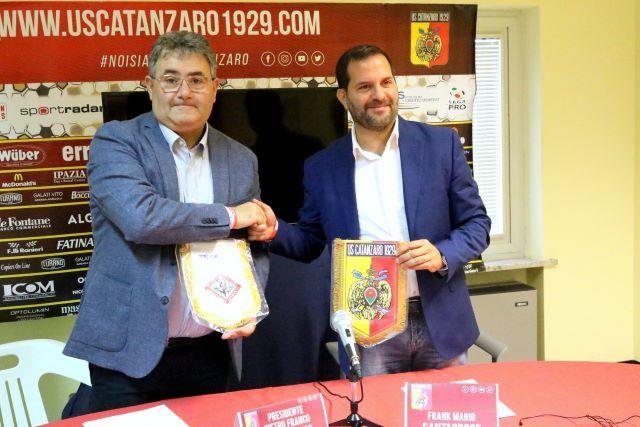 Franco Pietro Parrottino e Frank Santacroce