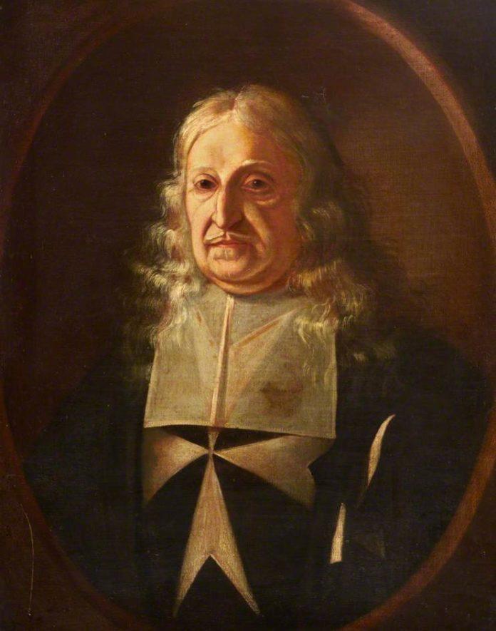 Il ritratto di Gregorio Carafa