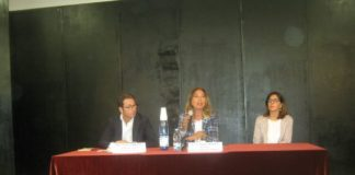 direttrice Angela Paravati, presentazione libro dell'avvocato Felice Foresta