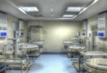 Ospedale, bambini