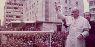 Papa Giovanni Paolo II a Catanzaro
