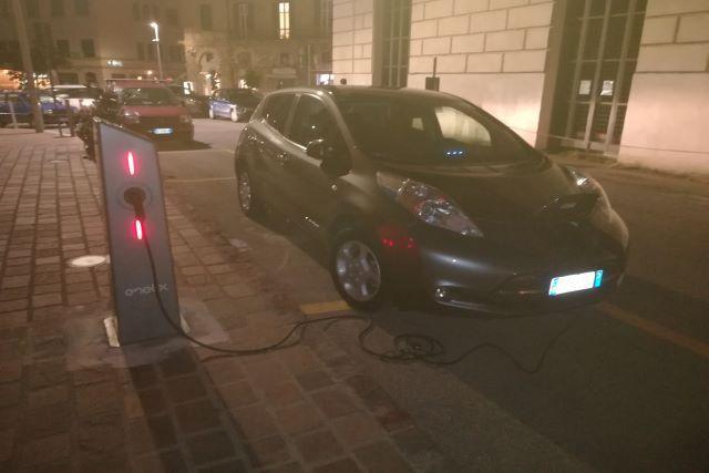 auto elettrica Catanzaro