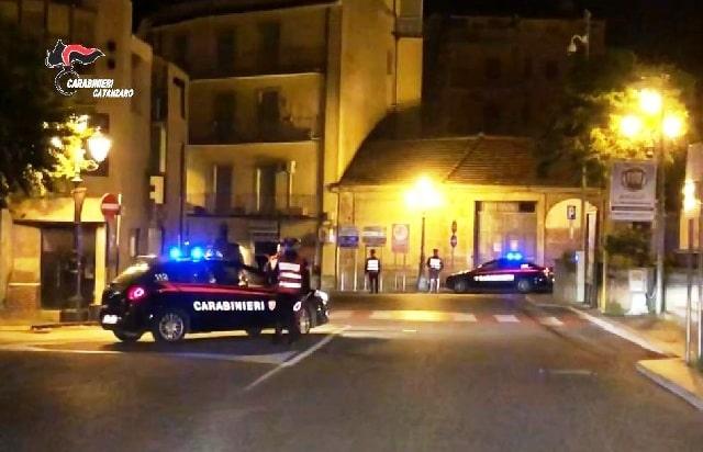 carabinieri catanzaro lamezia