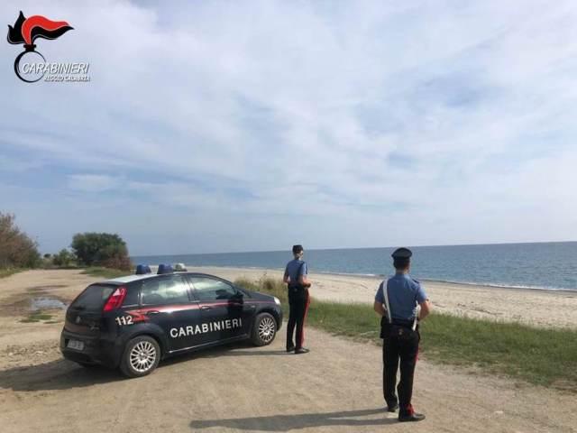 carabinieri reggio calabria sbarchi-min