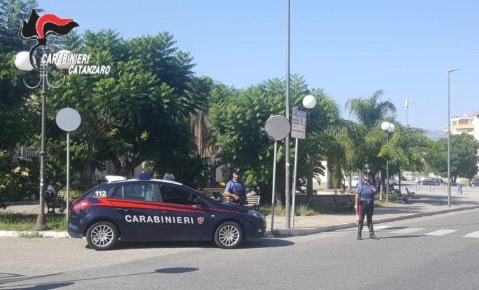 carabinieri soverato catanzaro-