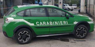 foto autolavaggio carabinieri reggio-min