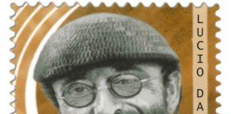 francobollo Lucio Dalla