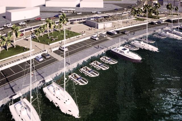 . porto di Catanzaro