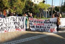 protesta stabilizzazione precari sanità
