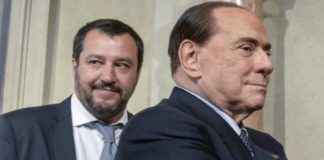 Salvini Berlusconi