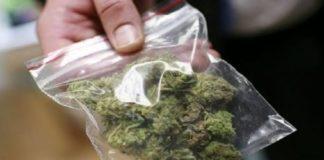 spaccio marijuana