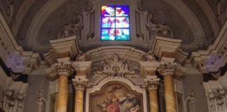 Altare Maggiore Chiesa del Monte