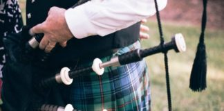 Cornamusa, scozia, kilt, musica scozzese