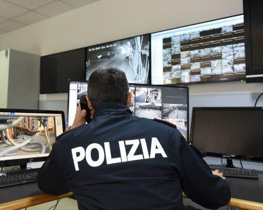 Foto Sala Operativa Volanti