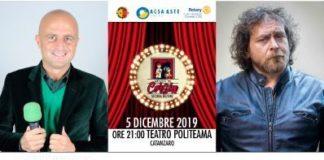 5 dicembre al Teatro Politeama