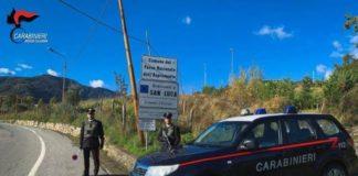 San Luca denunce carabinieri Reggio Calabria