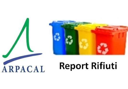 arpacal report rifiuti