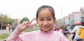 bambina giornata mondiale dei diritti del bambino