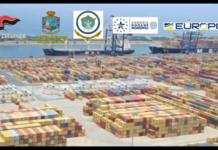 carabinieri guardai di finanza sequestro cocaina porto di Gioia Tauro