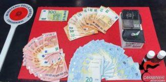 carabinieri reggio calabria arresto detenzione sostanze stupefacenti ai fini di spaccio-min
