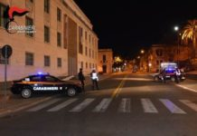 Controlli Reggio Calabria, Carabinieri