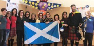 giornata scozzese IC Mater Domini