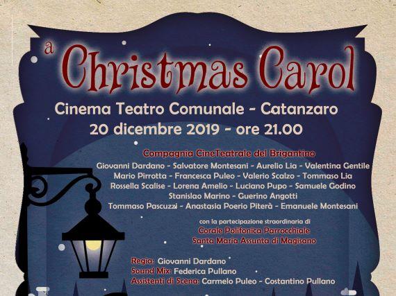 A Christmas Carol locandina