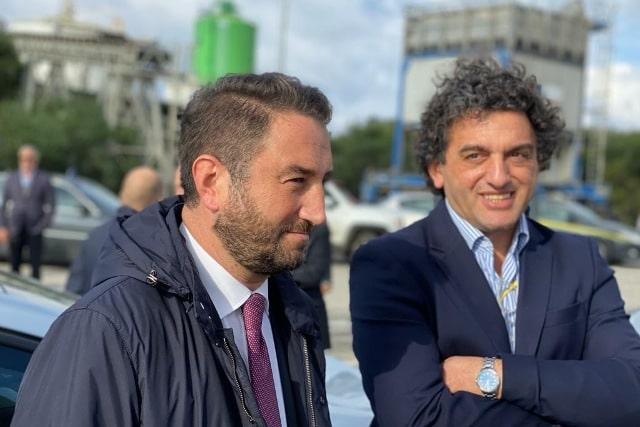 Aiello e Canellieri viceministro alle Infrastrutture