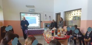 Carabinieri Reparto Biodiversità Catanzaro incontrano alunni Istituto S. Gatti di Lamezia Terme
