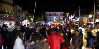Crosia mercatini natalizi in itinere