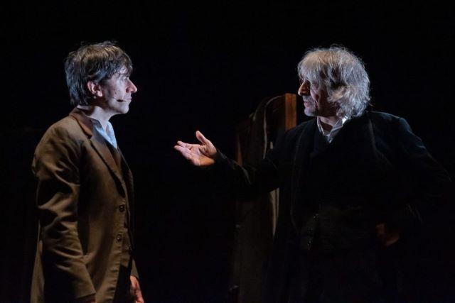 Dracula (Rubini Lo Cascio) al Politeama il 4 dicembre