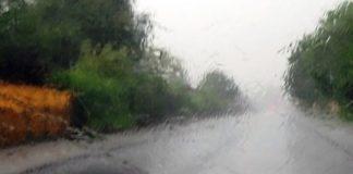 Maltempo, pioggia