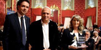 Nuccio Ordine Premio Abete d'Argento 2019