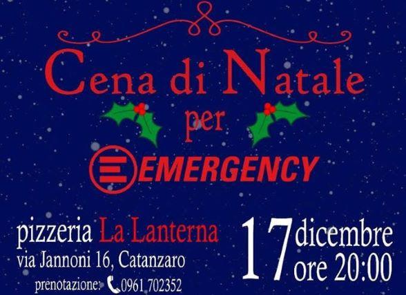 Cena di Natale Emergency