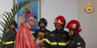 Santa Barbara Celebrazione Patrona Vigili del Fuoco a Lamezia Terme