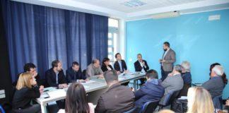Confesercenti e Candidati Consiglio Regionale