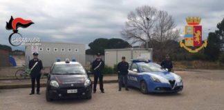 Forze dell'Ordine Reggio Calabria