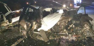 Incidente stradale Melicucco (RC)