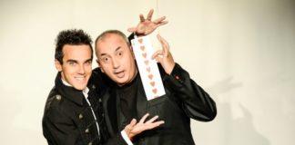 Luca Bono e Marco Aimone in Wow